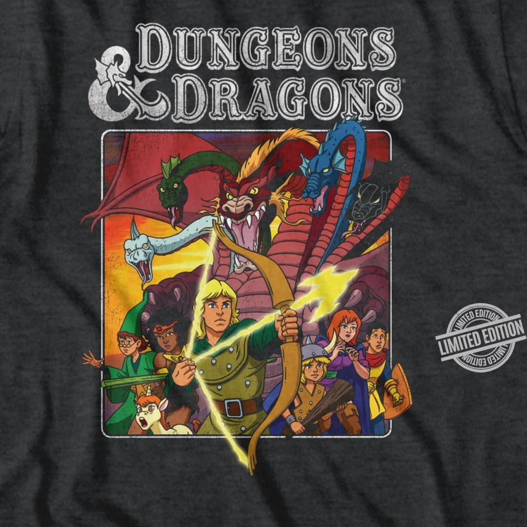 Dungeons & Dragons Shirt