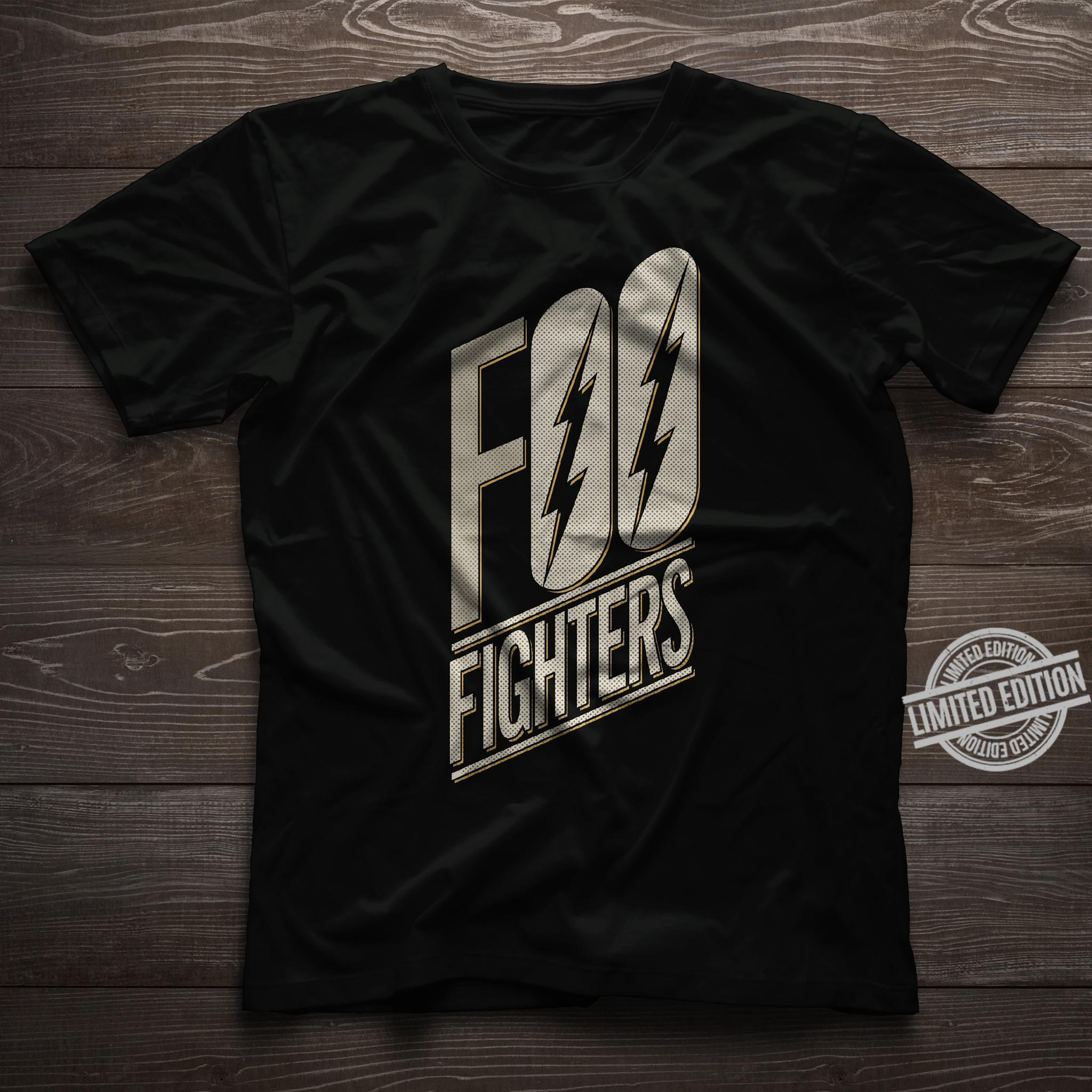 F00 Fighters Shirt