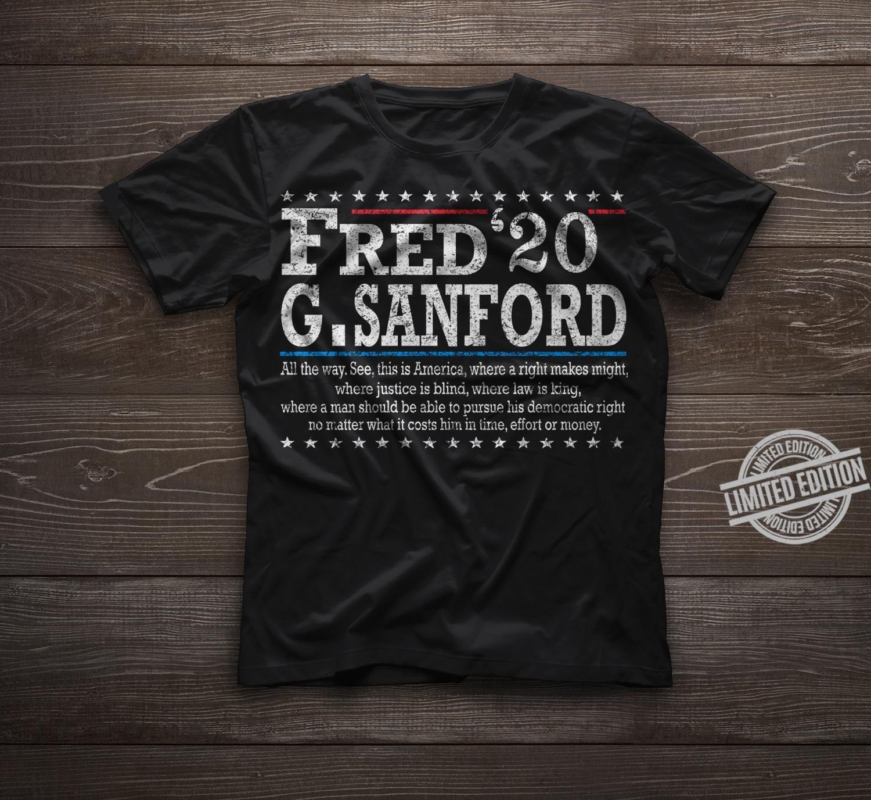 Fred 20 G. Sanford Shirt