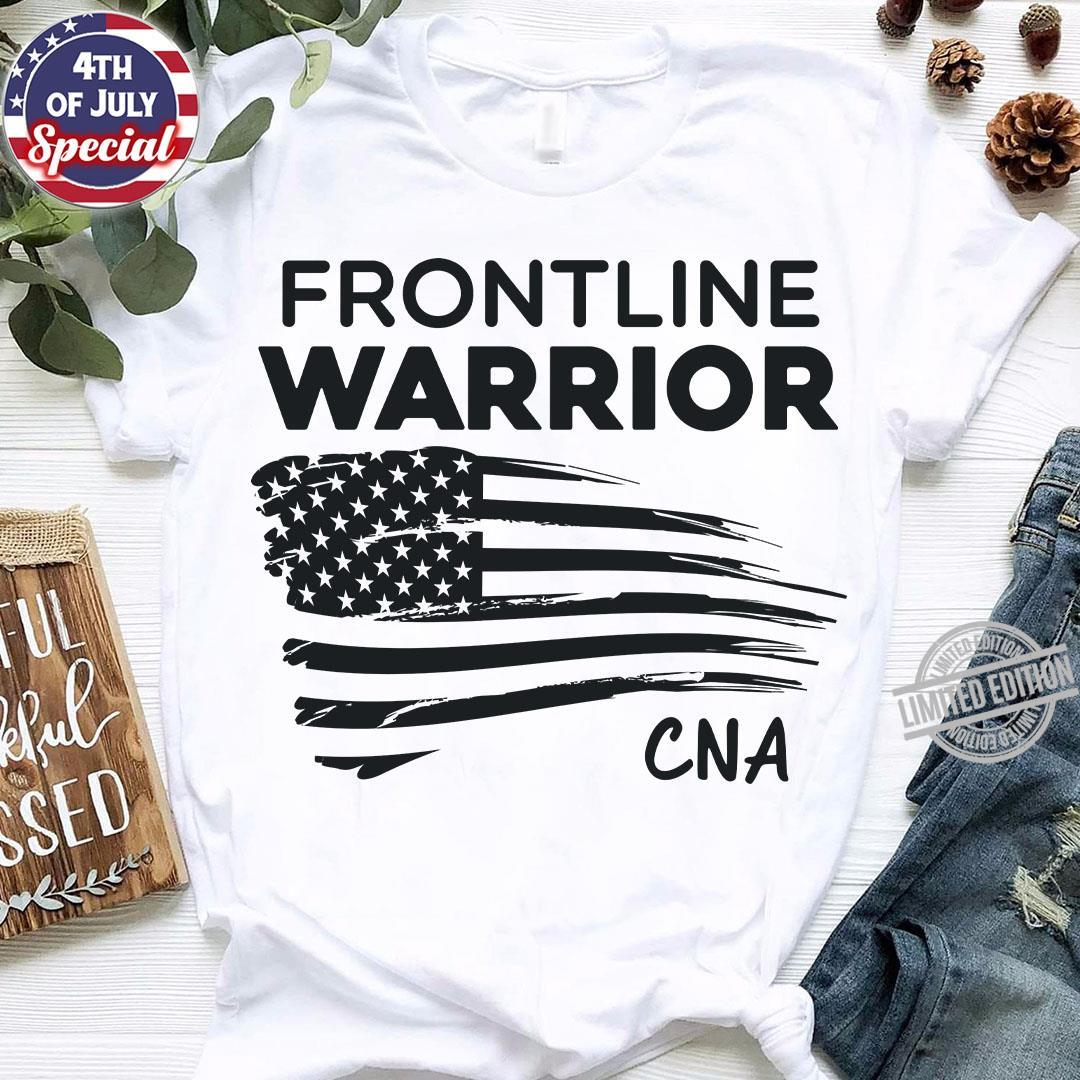 Frontline Warrior CNA Shirt