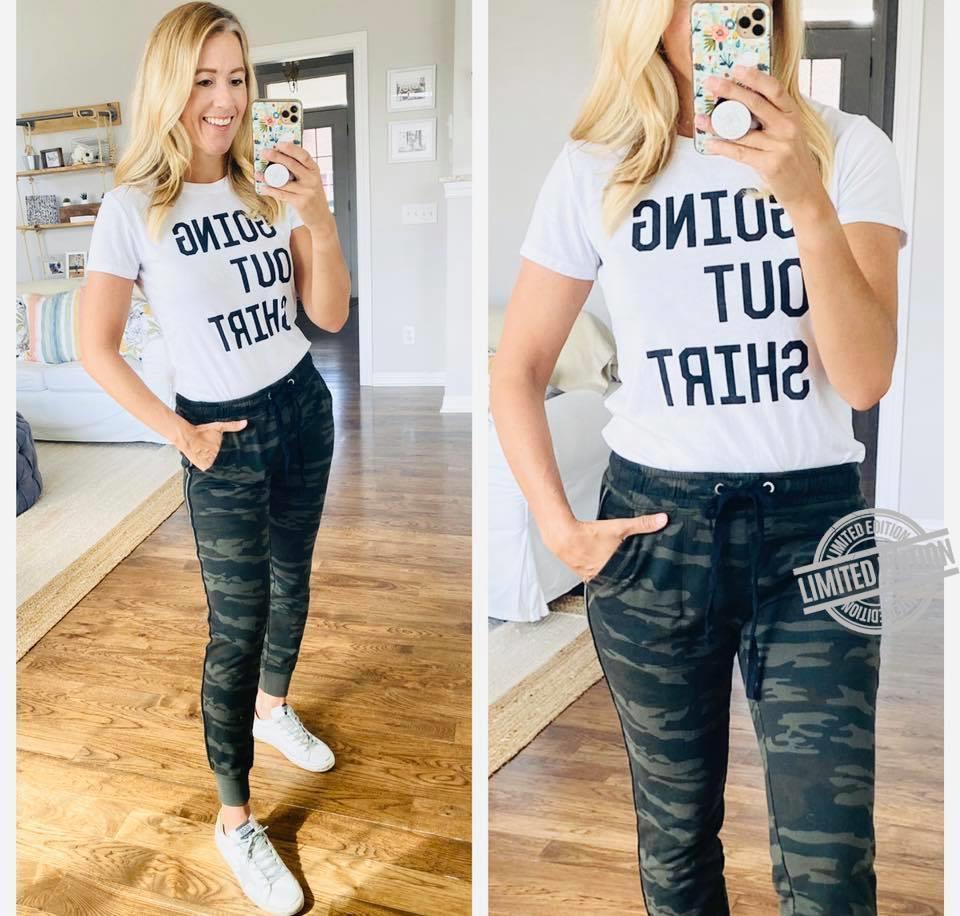 Going Out Shirt Shirt