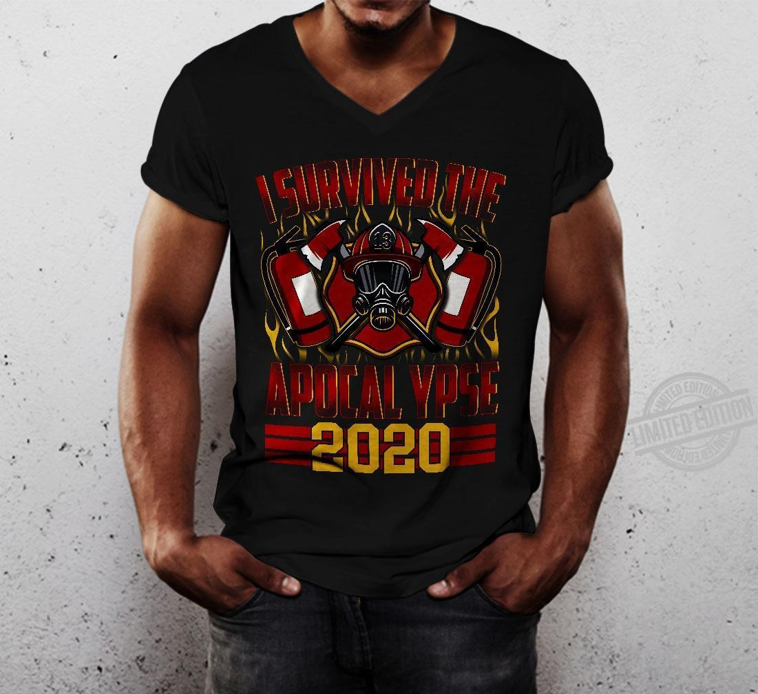 I Survived The Apocal Ypse 2020 Shirt