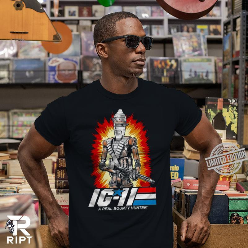 IG- A Real Bounty Hunter Shirt