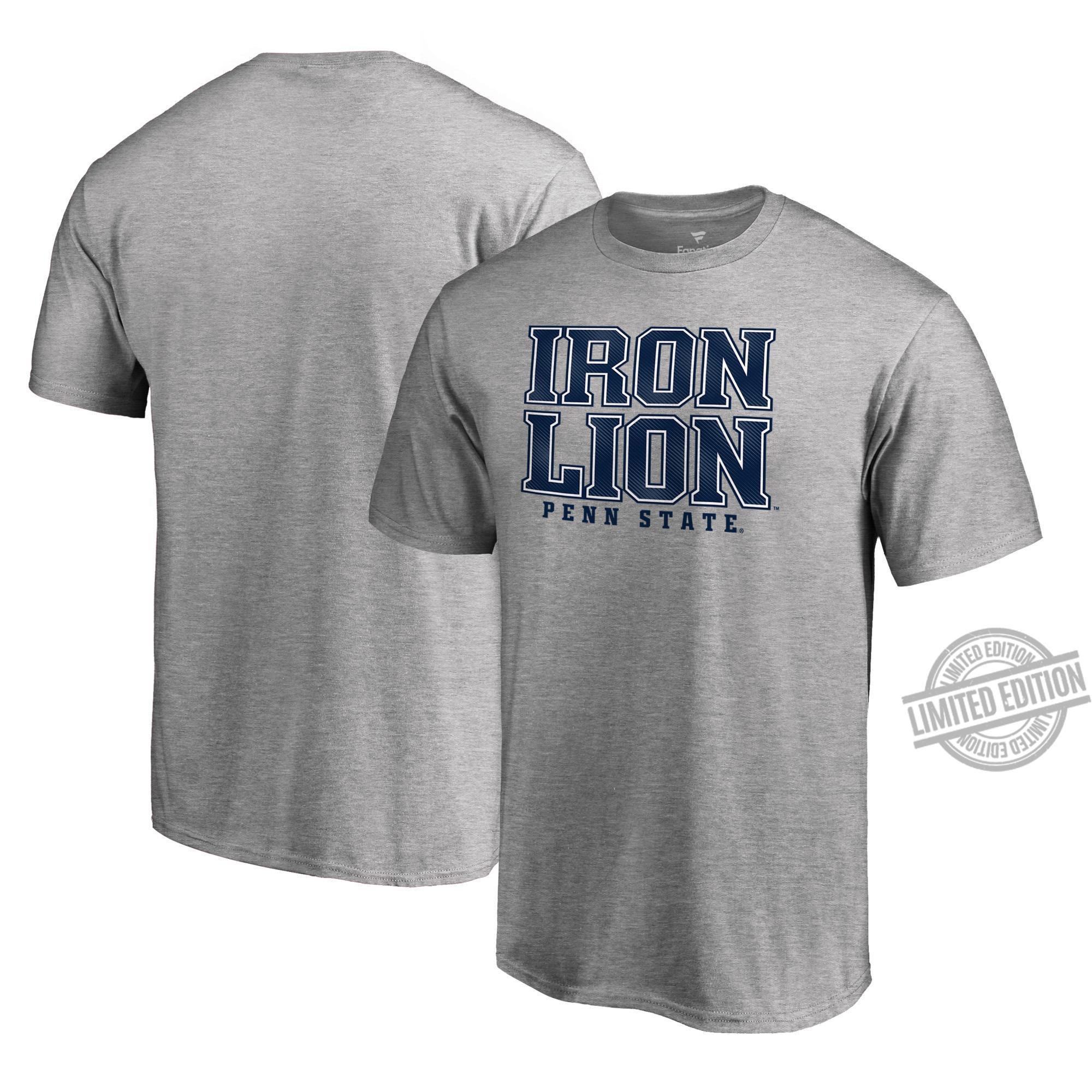 Iron Lion Penn State Shirt